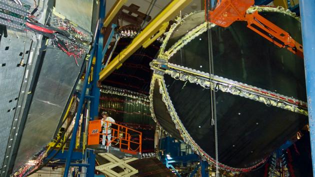 科学家用粒子加速器做新研究:改变对中子星的认识
